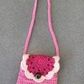 Child's lovely pink bag