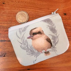 Coin purse - Kookaburra Baby