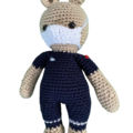 Paramedic Bear- from the Red George Cuddle Crew