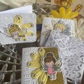 Fairy Gift cards:/ blank card/ friend card