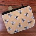 Coin purse - Bees