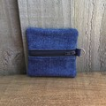 Upcycled Denim coin purse