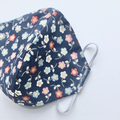 Fabric Face Mask - Washable - Forget Me Not Florals