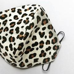 Fabric Face Mask - Washable - Running Wild Animal Print