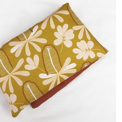 Heat Pillow - Golden Garden - Lavender Heat Pack