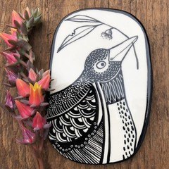 Wall Hanging  Bird