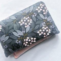 Heat Pillow - Blueberry Florals - Lavender Heat Pack