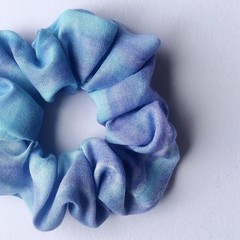 Soft Rayon Scrunchie - Sea Dreams - Scrunchy