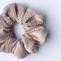 Velvet Cord Scrunchie - Dusty Pink - Scrunchy