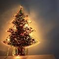Resin christmas tree