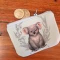 Order for Vanessa: Coin purse - Koala / Joey