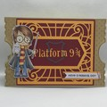 Harry Potter - Train ticket card