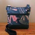 Black Cockatoo - Crossbody Handbag
