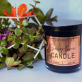 Scented Candle Gift Handmade 100% Soy Sexytime Funny Homeware Candle