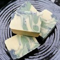 'Lime In The Coconut' Lime and Coconut Milk Handmade Soap