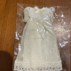 Christening gown  Lace  Embellishments