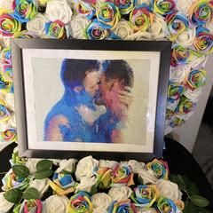 GAY LOVERS Mosaic