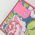 Thank You Card - Vintage Floral