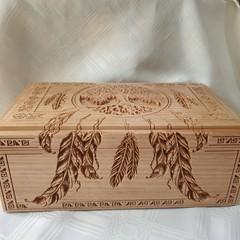 Tree of Life Dreamcatcher Box.