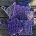 Set of three Scrubby cloths