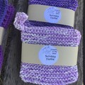 Set of three Scrubby cloths