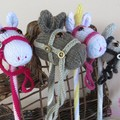 miniature hobby horse