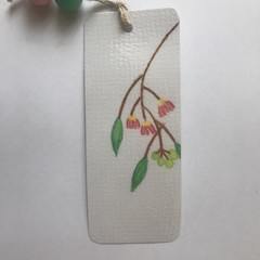 Bookmark Gum Blossom