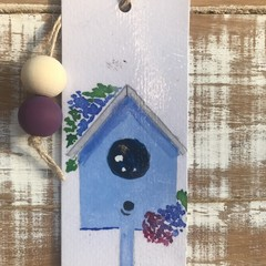 Bookmark Bird House