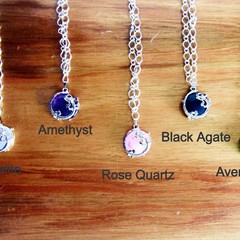 CHAKRA HEALING NECKLACE, dragon necklace