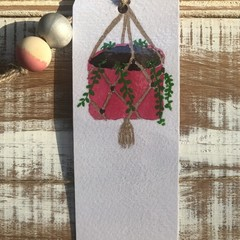 Bookmark Hanging Plant