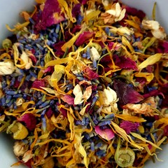 Organic Loose leaf Bath Tea