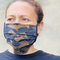 Triple Layer Reusable Face Mask