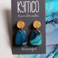 The Shallows Collection -  small dangle earrings