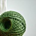 Chunky Dusky Green Twine {10m} | Chunky Twine | Jute Twine | Rustic Green Twine