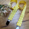 Dummy Pacifier Clips. Click for more styles.