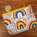 Coin purse - Rainbow
