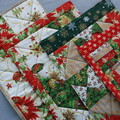 Pair of Christmas Placemats