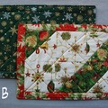 Christmas Placemats (Pair)