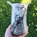 SOLD  utensil/ large vase