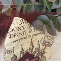 FACEMASK 3PLY COTTON HP MARAUDERS MAP