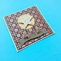 Parol Handmade Card / Lasercut Card / Paper Art