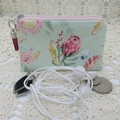 Coin Purse - Women's/Girls for Coins, Cards,Jewellery, Airpods - Proteas
