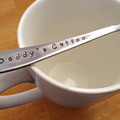 Daddy's Coffee ,Fathers Day gift, Dad spoon, Dad`s Birthday,