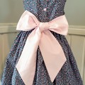 Stunning embroidered front dress size 5