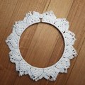 Macrame Wreath - Sunflower