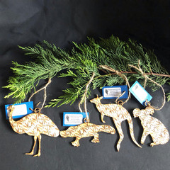 Australian Christmas Ornaments