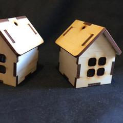 Tiny Treat Houses
