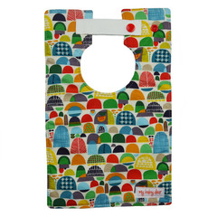 Colourful Mountains Large Style Bib