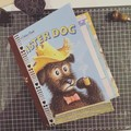 Mister Dog Junk Journal