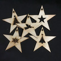 Star- set of 5